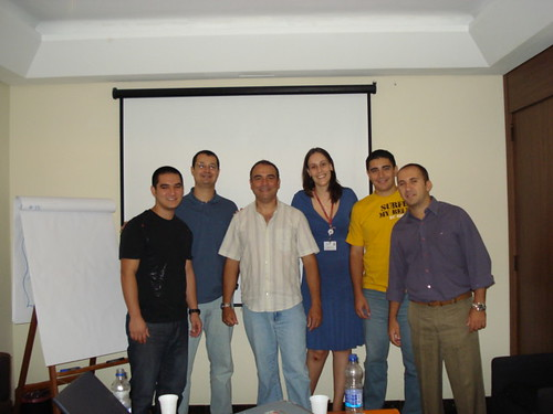 Grupo de Auditores 2008