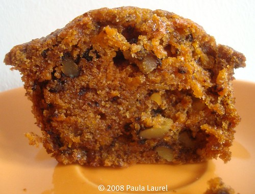 Super Moist Carrot Muffins Basic Recipe Berliner Luft