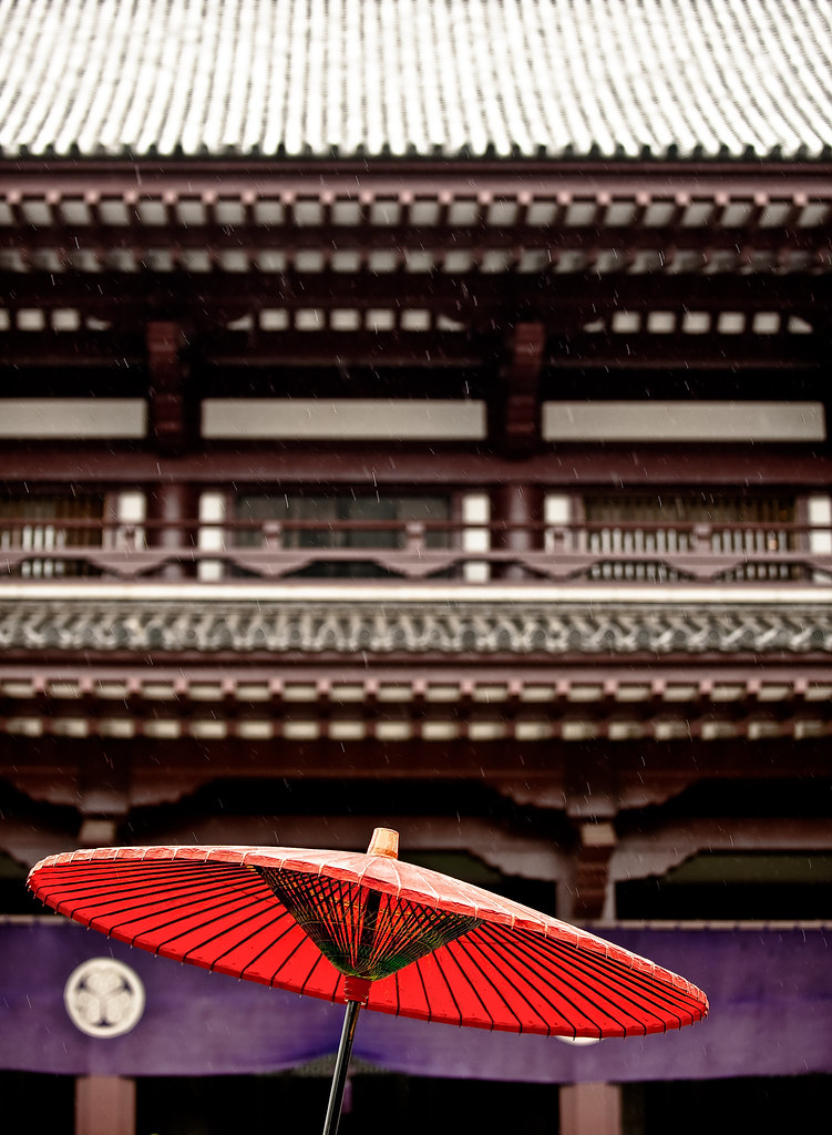 Zōjō-ji Umbrella
