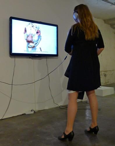 """Tilda Lovell: """"Körprojektet"""" (2005)"""