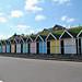 Pastel Beach Huts 3