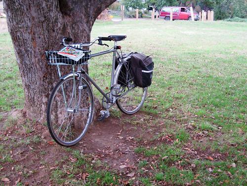 The Bike That Was Always In Progress