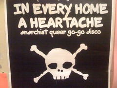 Anarchist Queer Go-Go Disco - A New Genre?