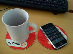 Discos de Ubuntu Reciclados