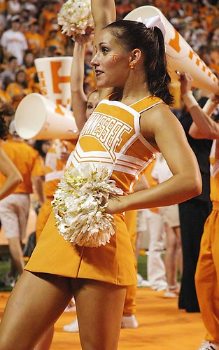 UT girl Dancing