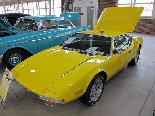 1972 DeTomaso Pantera (2) a