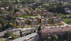 El creixement urban�stic afecta a la plana del Vallès