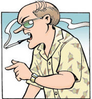 Doonesbury - Uncle Duke