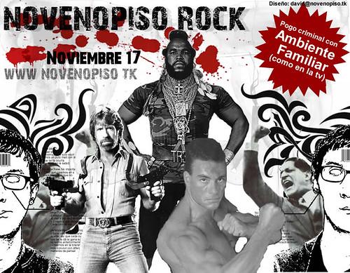 Novenopiso Rock 2
