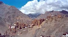 Monastère de Dhankar Gompa