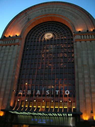 Abasto, by puroticoricoon Flickr