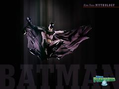 Batman, por Alex Ross - CLIQUE PARA FAZER O DOWNLOAD DESTE WALLPAPER