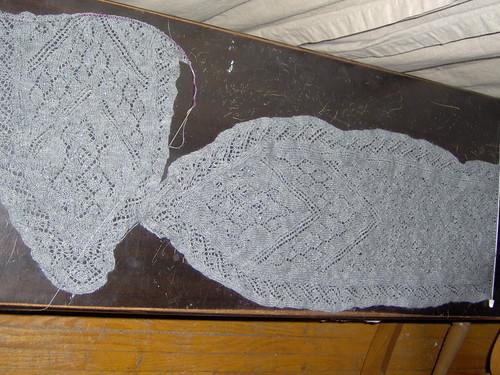 Swan Lake Stole - Part 2/Clue 4