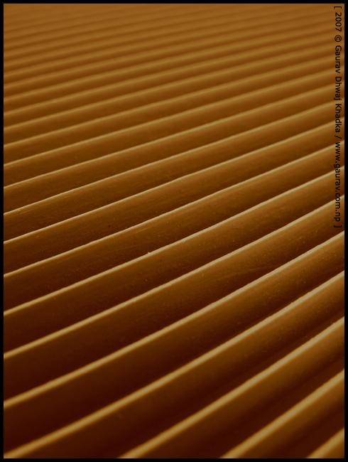 Line abstract II by Gaurav Dhwaj Khadka