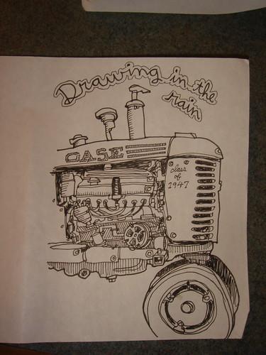 Dan's tractor