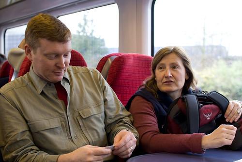 Express train from Gatwick