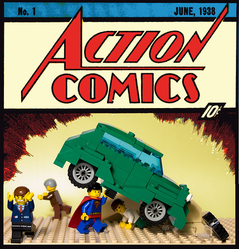 Lego Action Comics 1