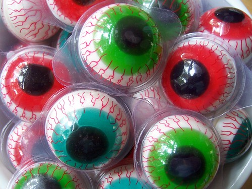 eye balls candy
