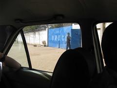 UNHCR in N'D. 14 Jan 08