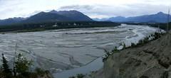 Matanuska River Panoramic