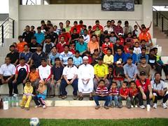 Hari Keluarga ISMA DHL 2008