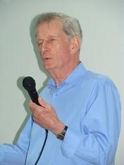 Rev Chris Tomlinson