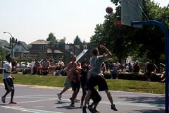 Canada Day Basketball