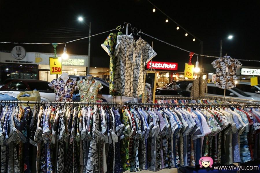 Hua Mum Night Market,huamum market,曼谷景點,曼谷景點行程,泰國小吃,泰國景點,華馬夜市 @VIVIYU小世界