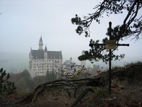 Neuchswanstein castle