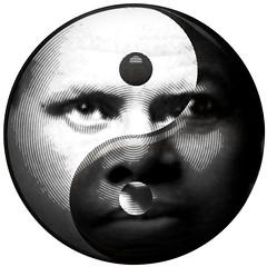 Yin Yang: Femininity/Masculinity, Black/White ...