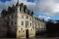 View of Chateau Chenonceau