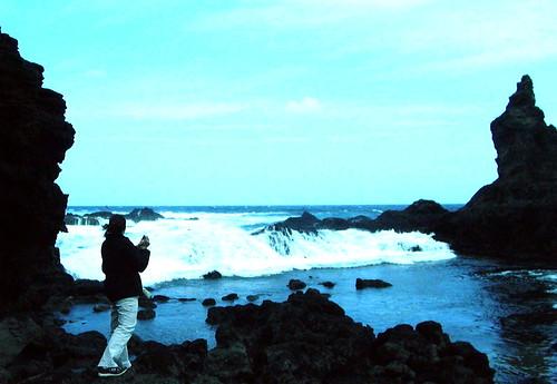Me at Kahakuloa Head, Maui