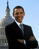 Obama pose