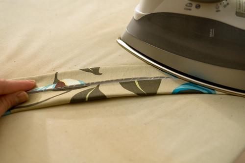 Still more ironing