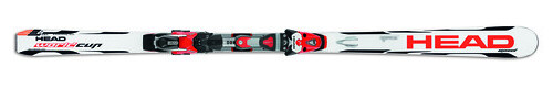 Head Worldcup iSpeed Skis 2008/09