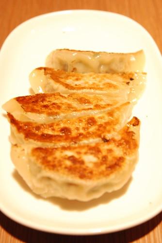 赤鬼拉麵-煎餃