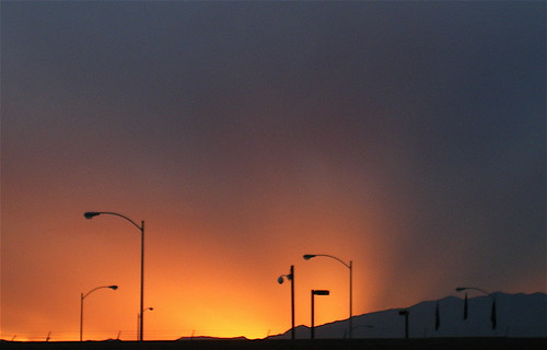 Henderson, NV Sunset