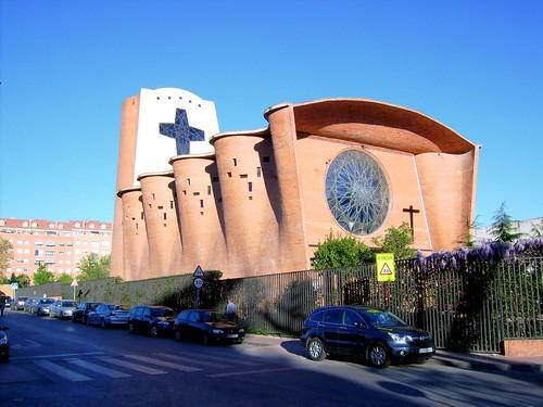 Iglesia de San Juán de Ávila