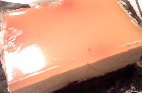 Princi's Passionfruit cheese cake