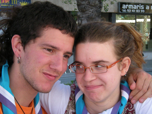 La Mostra 2009 David i Pilar