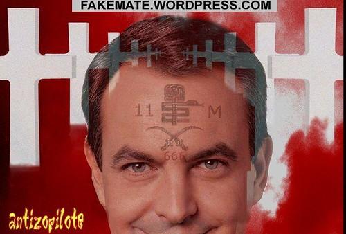11m zETApé eta al-qeda complice fakemate presidente por accidente Zapatero terrorismo psoe
