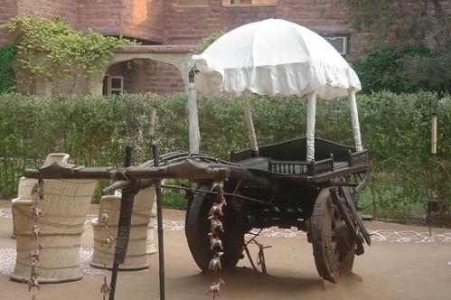 Hotel Karni Bhawan_1-27馬車