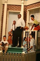 On exhibit: affluent African-Americans