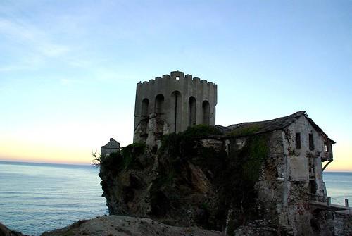 Sea Castle, Mt Athos 2007