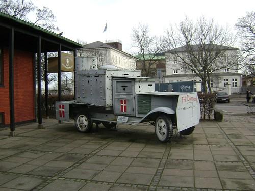 Vehicule of the Danish Resistance