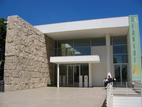 Ara Pacis Museum.