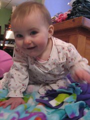 Kailey 1 year old.