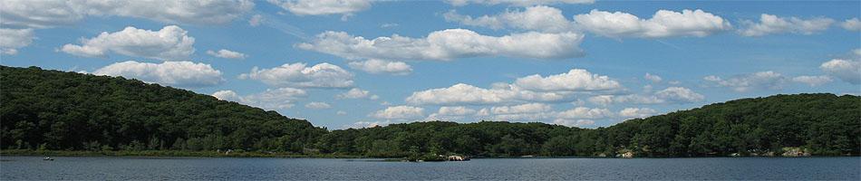 Harriman Hikers - Island Pond Summer - Photo by Greg Paret