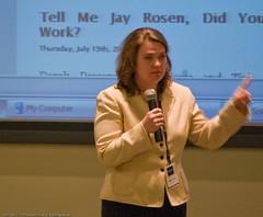 Sherry Heyl speaks at SoCon08
