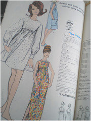 1964 vogue pattern catalog {04}